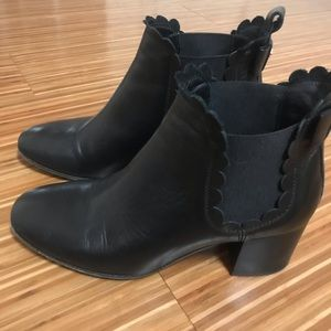 Kate Spade Garden Leather Boots